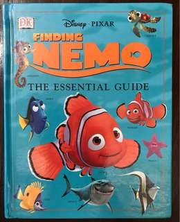 Children's Book - Finding Nemo