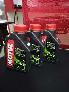 Engine Oil MOTUL 5100 10W40