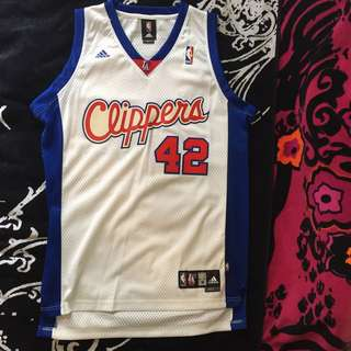 NBA Jersey 球衣 Clippers Adidas Brand 網