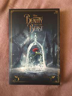 Beauty and the Beast- Book of the Film