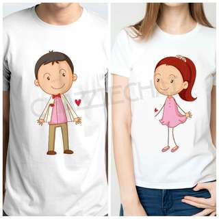 Couple Shirt💞Customized