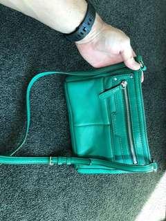 Oroton Leather Bag