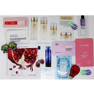 Korean Skincare & Cosmetics Bundle #7