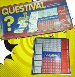 Questival board game