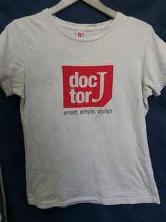 🚚 DoctorJ T恤