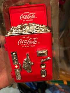 可口可樂金屬收藏品