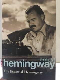 Ernest Hemingway : the essential hemingway