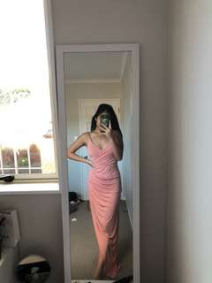 Missguided Ball Dress