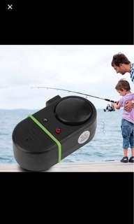 Electronic Fish Bite Alarm With LED Light!