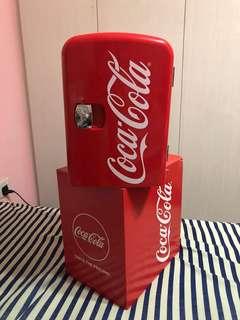 BNIP Coca Cola Mini Fridge