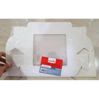"2-pieces Redman Cake Box (12""x12""x5"")"
