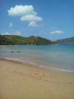 Beachlot for sale in Taytay Palawan near El nido