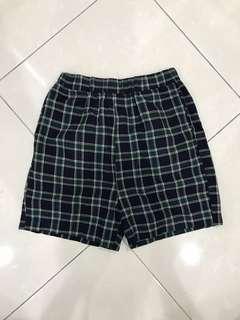 🚚 韓國代購 格紋 短褲