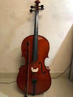 大提琴 (初級用)