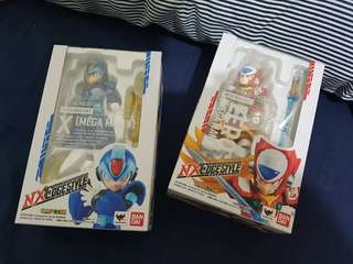 Bandai NXEdgestyle Zero Megaman (only the one on the right is for sale)