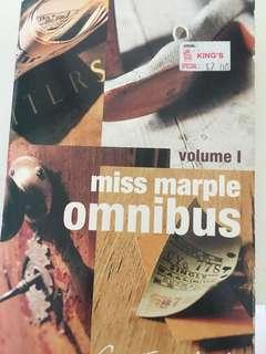 Agatha Christie: Miss Marple omnibus