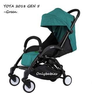 2018 Yoya 5th GEN Travel Stroller pram