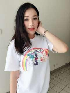 🚚 彩虹小馬🌈短T