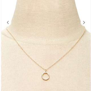 O-Ring Necklace Set