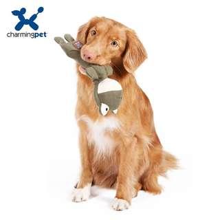 。美國 Charming Pet 狗狗玩具。Pet's Talk