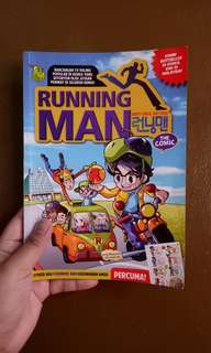 Runningman comic