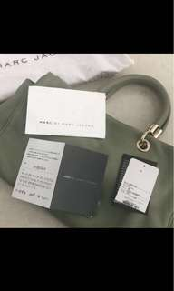 MARC by Marc Jacobs Too Hot Too Handle Satchel with Strap