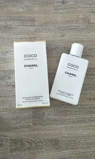 Chanel Mademoiselle Body Lotion