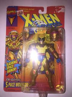 Marvel Comics Space Wolverine Rare.