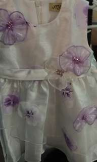 Gown or dress for toddlers