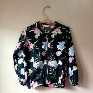 Mayoutfit Jaket Floral