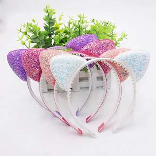 (PO) Sequin Headbands