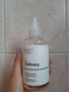 The Ordinary Glycolic Acid Toning Solution 7%