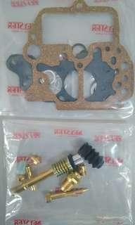 Carburetor Repair Kit for Nissan C22.