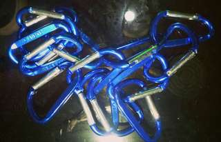 Caratex Carabiners Clips