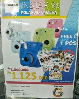 Fujifilm Instax 9s