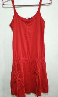 Seventeen by Cinderella Red Casual Dress - Small