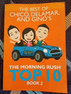 The Best of Chico, Delamar and Gino's: The Morning Rush Top 10 Book 2