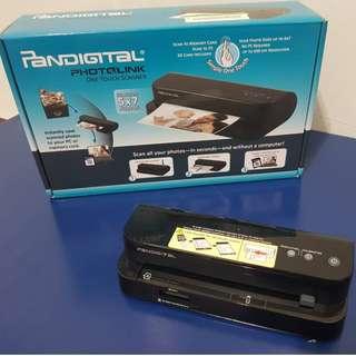 Pandigital 可攜式相片掃描器 600dpi (二手)