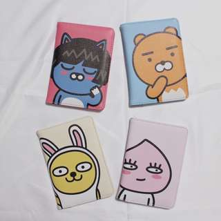 (INSTOCKS) Kakao A-Peach Passport Holder