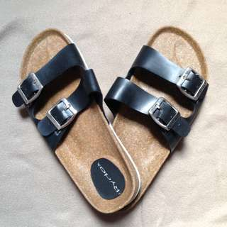 Black Birk Inspired