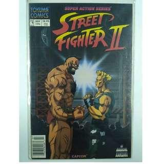 Street Fighter II (1994 Tokuma) - #4
