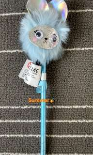 Smiggle Pom Pom Friends Pen