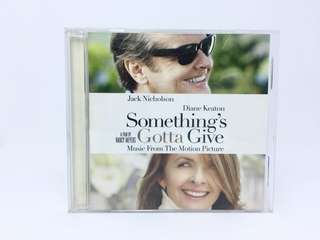 CD - Something's Gotta Give (music from the motion picture)