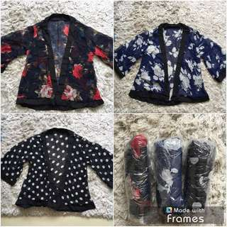 Kimono Cardigan COMBO