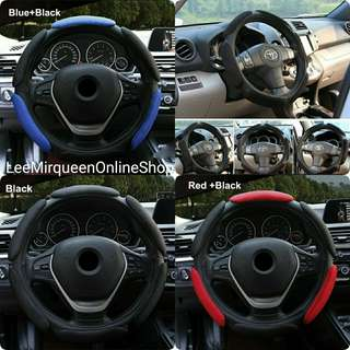 Mesh Soft Non Slip Steering Wheel Cover
