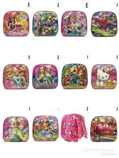 BAG FOR KIDS 8inch