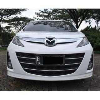 Mazda Biante MT 2012 , Mau kelihatan keren ? pake ini bro/sis!