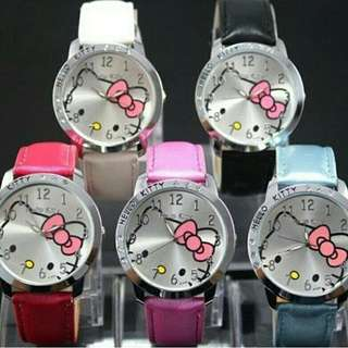 P.O Hello Kitty Watch👉$30 for 5pcs👉$50 for 10pcs