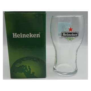 "Heineken -Merlion-Singapore! 5"" 啤酒杯 w/box"