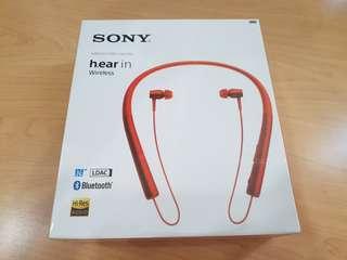 [Brand New] Sony h.ear in Wireless Bluetooth Headset MDR-EX750BT